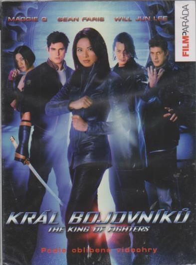 Král bojovníků - DVD