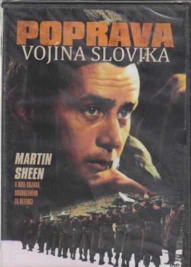 Poprava vojína Slovika ( plast ) DVD