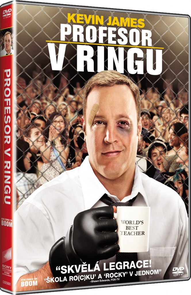 Profesor v ringu/plast/ - DVD