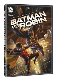 Batman vs. Robin - DVD