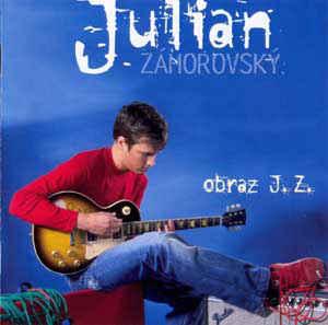 CD - Julian Záhorovský: Obraz J.Z.