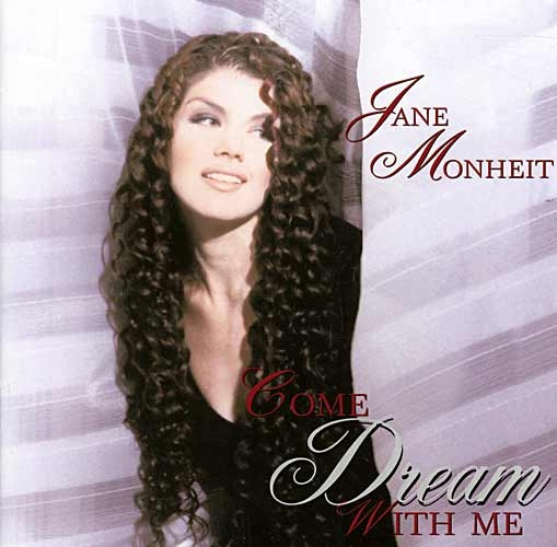CD - Jane Monheit: Come Dream With Me