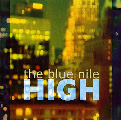 CD - The Blue Nile: High