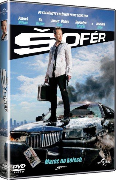Šofér DVD