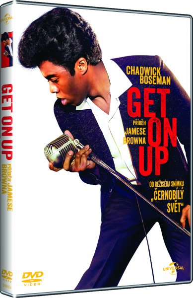 Get on Up - Příběh Jamese Browna DVD