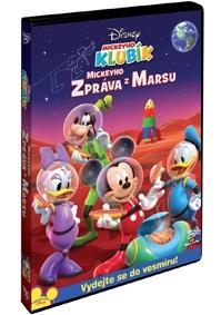 Mickeyho klubík: Mickeyho zpráva z Marsu - DVD