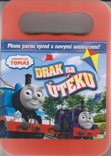 Lokomotiva Tomáš: Drak na útěku - DVD