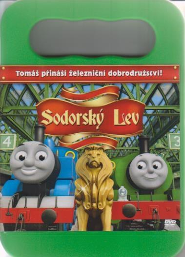 Lokomotiva Tomáš: Sodorský lev