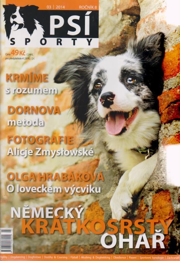 Psí sporty, 2014 03, Ročník 8