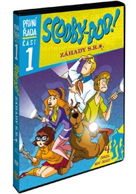 Scooby Doo: Záhady s.r.o. 1.část