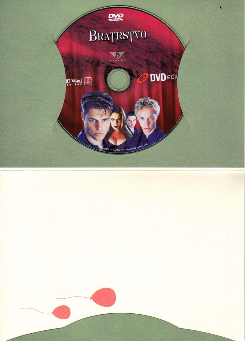 Bratrstvo - Dárkové balení - DVD