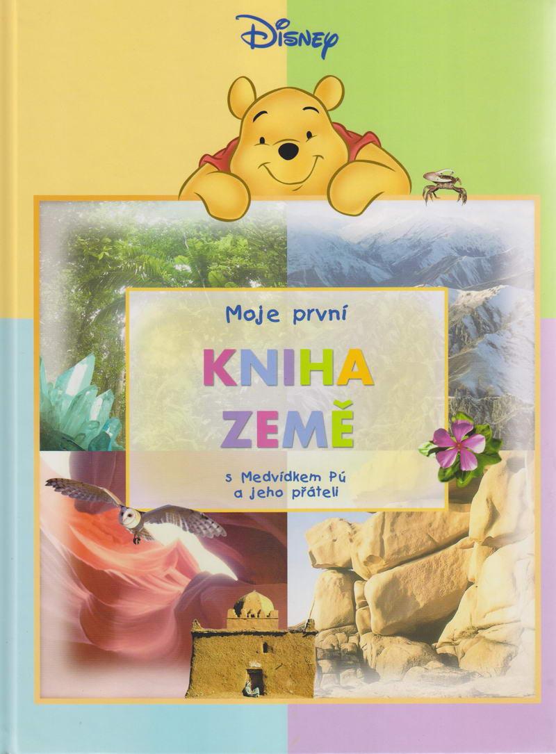 Moje první kniha Země - Medvídek Pú