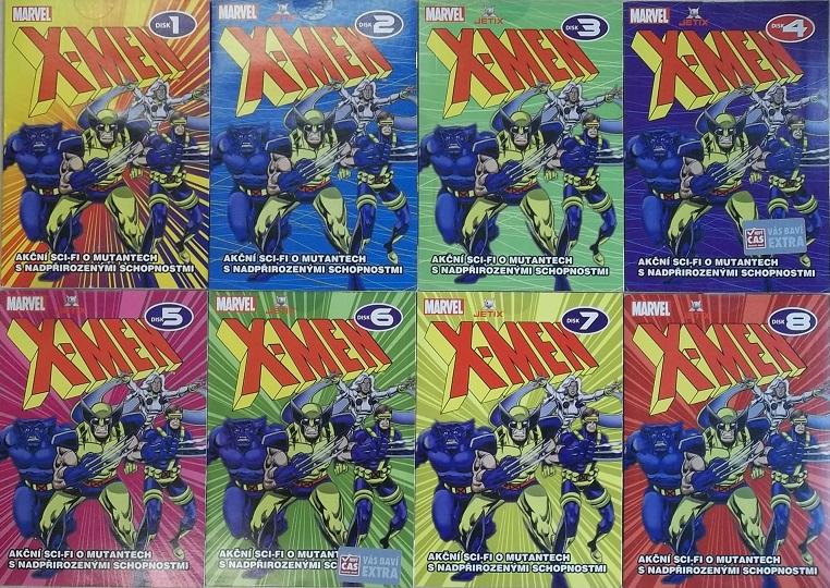 Kolekce X-MEN