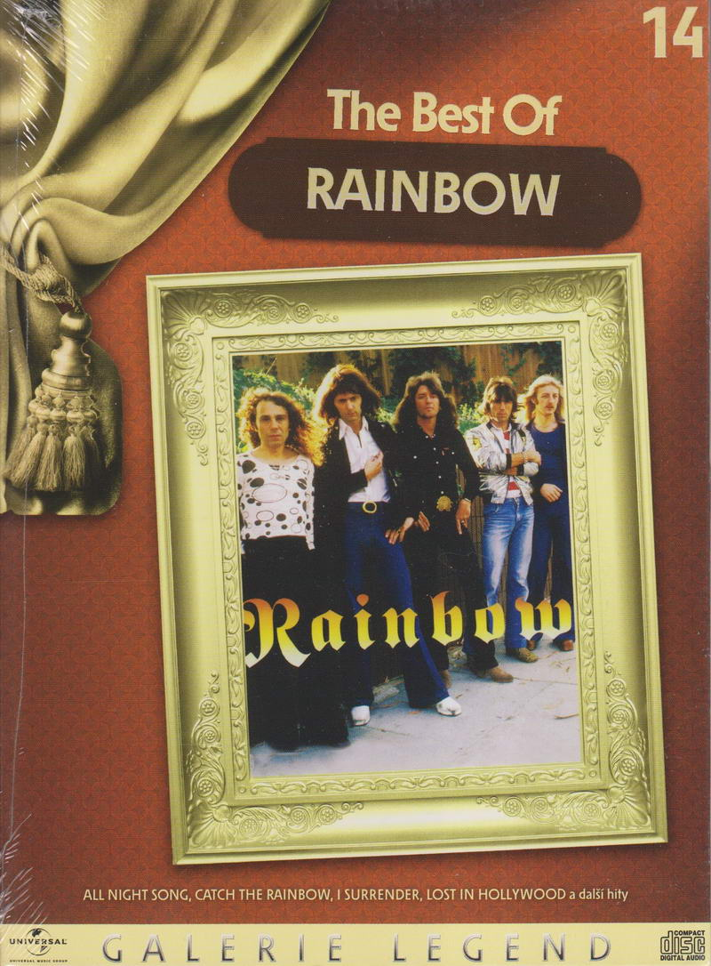 Rainbow: The Best Of - CD