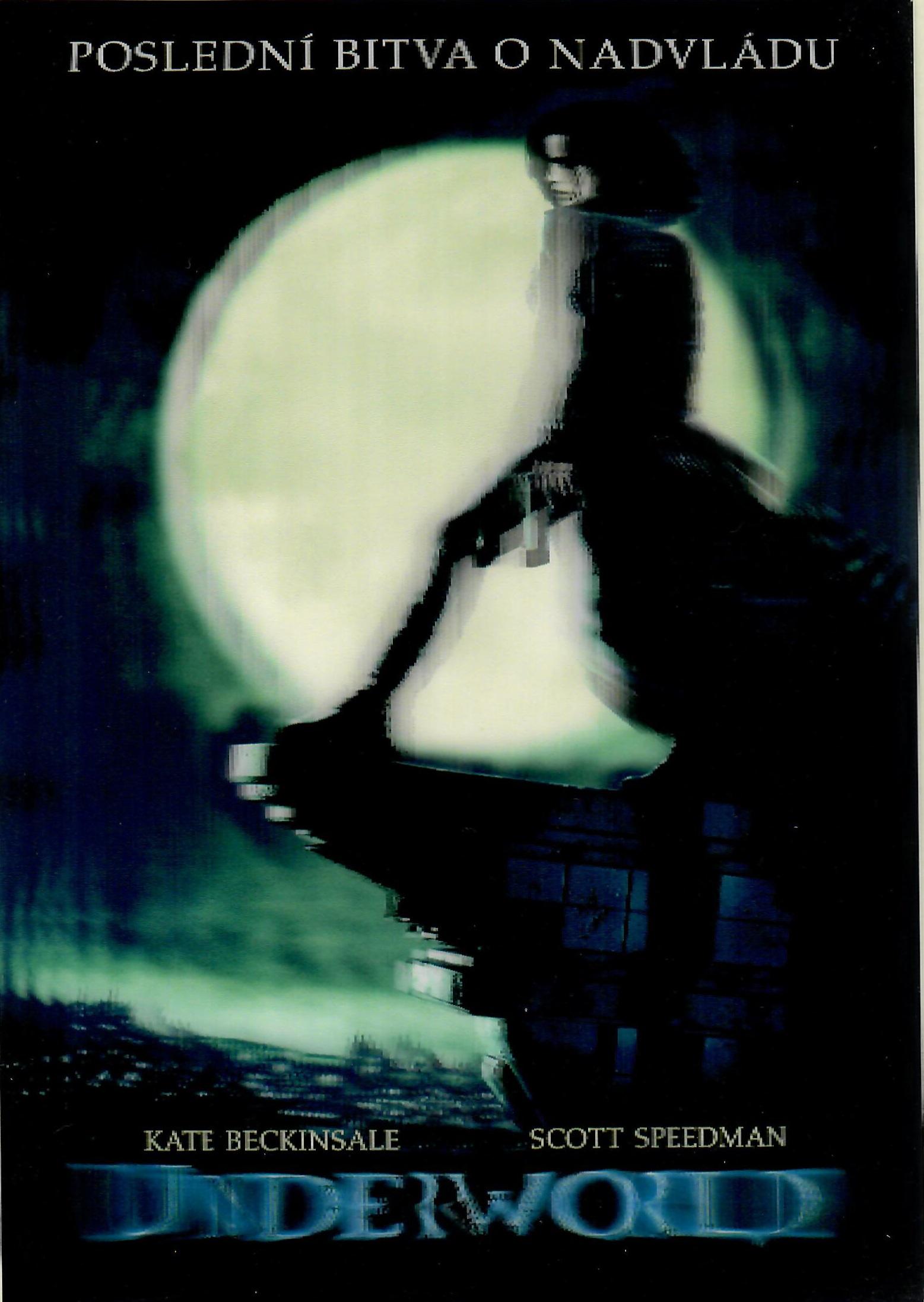 Underworld + 3D obrázek - DVD