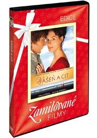 Vášeň a cit (Zamilované filmy) - DVD