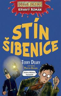 Stín šibenice - Terry Deary