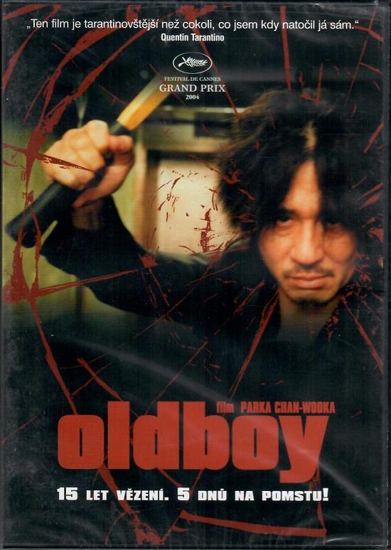 OldBoy - DVD