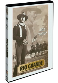 Rio Grande ( originální znění s CZ titulky ) - DVD