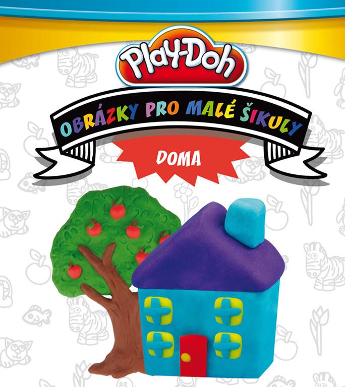Play-Doh - obrázky pro malé šikuly - Doma