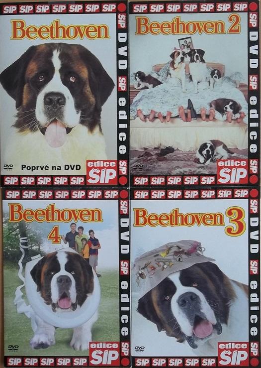 Kolekce Beethoven 4DVD