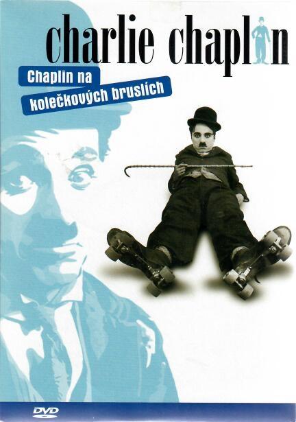 Chaplin na kolečkových bruslích - DVD