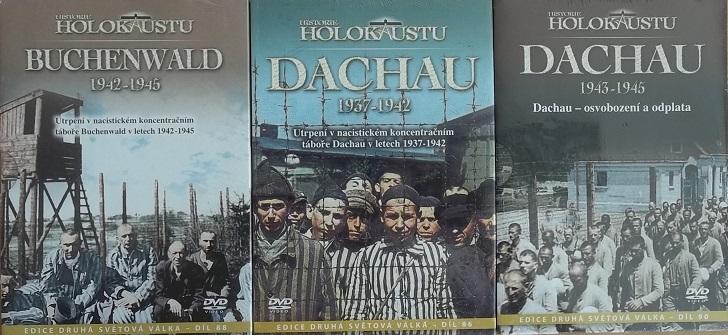 Kolekce Historie Holokaustu 3DVD