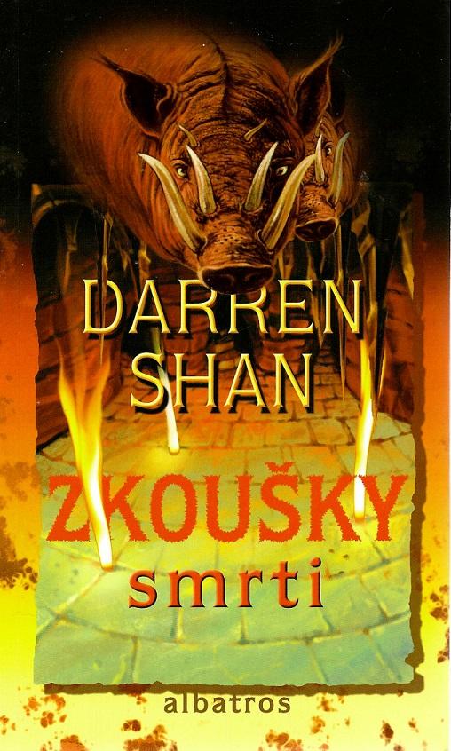 Zkoušky smrti - Darren Shan