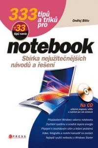 333 tipů a triků pro notebook + 33 tipů navíc - Sbírka nejužitečnějších návodů a