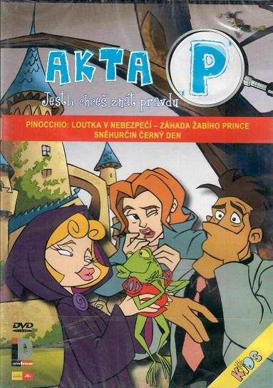 Akta P - DVD