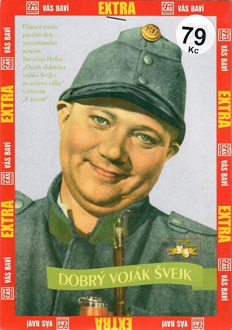Dobrý voják Švejk - DVD