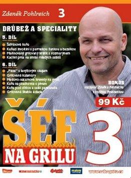 DVD - Šéf na grilu 3