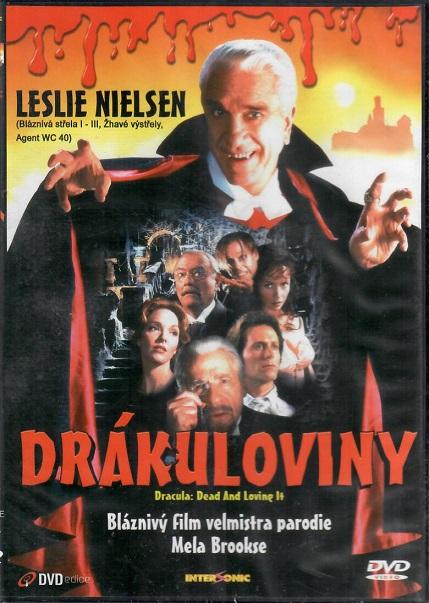 Drákuloviny - Slim DVD