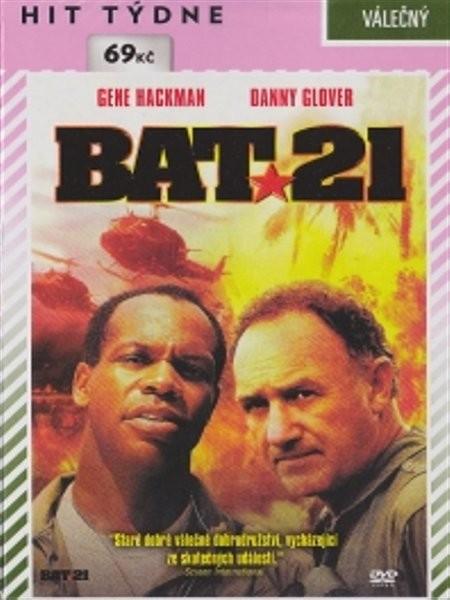 Bat 21 - papírový obal DVD
