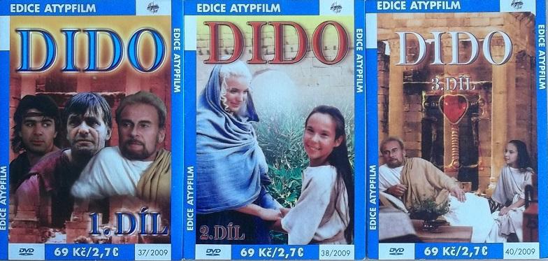Kolekce Dido 3DVD