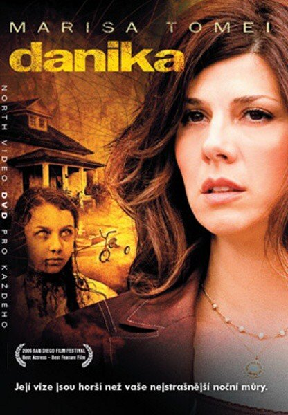 Danika - DVD  (papírový obal)