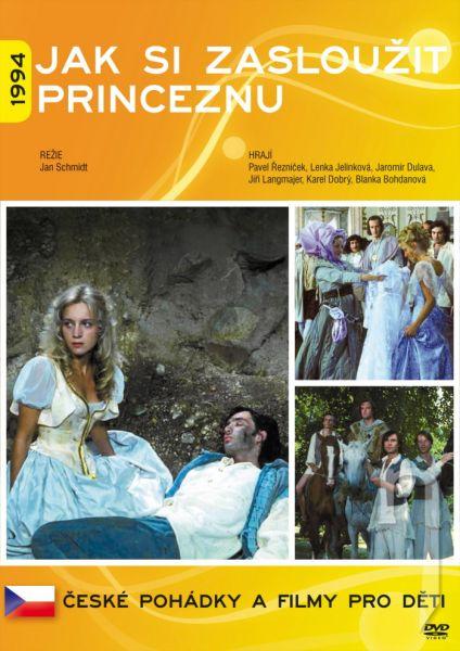 Jak si zasloužit princeznu - DVD