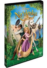 Na vlásku - DVD plast