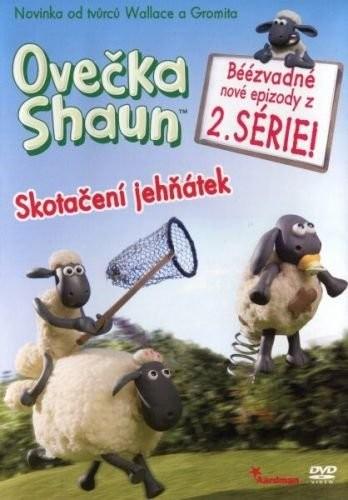 Ovečka Shaun - Skotačení jehňátek - DVD