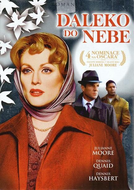 Daleko do nebe ( papírový obal) DVD