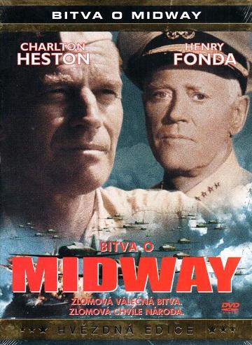 Bitva o Midway ( Digipack) DVD