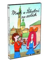 Mach a Šebestová na cestách ( Plast) DVD