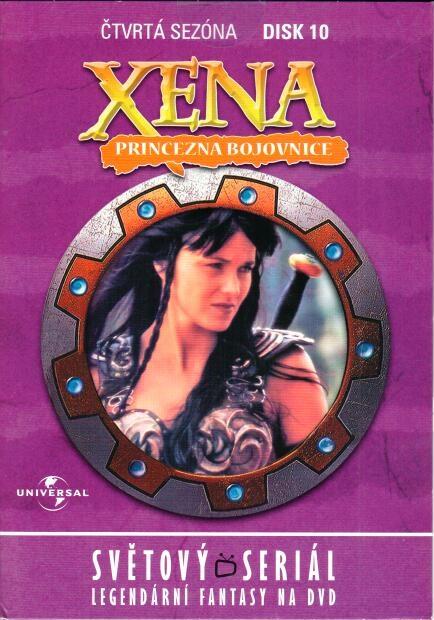 Xena disk 10 - 4.seróna - DVD