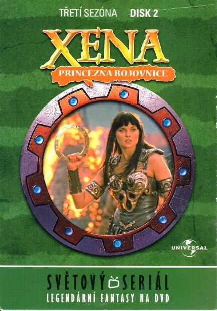 Xena disk 2 - 3. sezóna - DVD