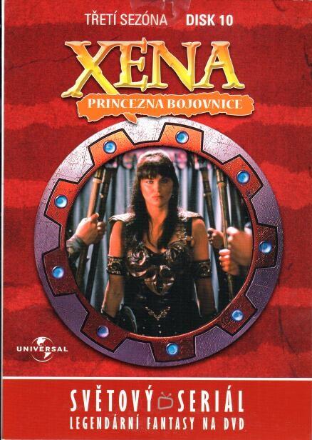 Xena disk 10 - 3. sezóna - DVD