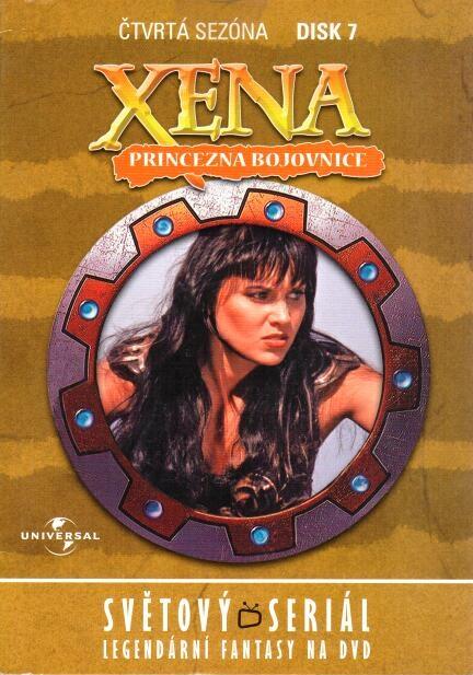 Xena disk 7 - 4. sezóna - DVD