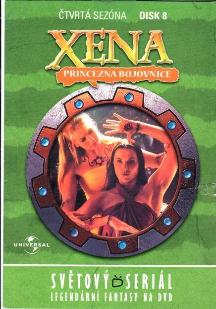 Xena disk 8 - 4. sezóna