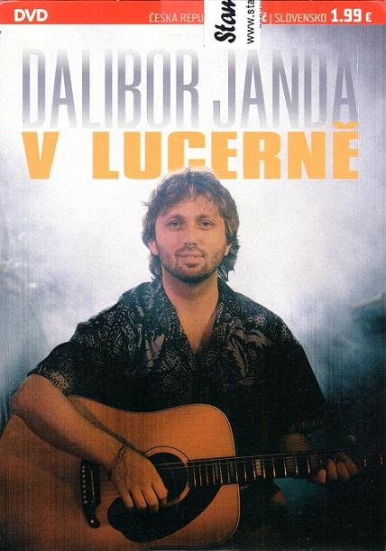 Dalibor Janda v Lucerně - DVD
