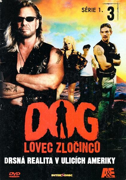 DOG - Lovec zločinců 1. série 3. díl - DVD