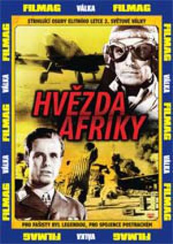Hvězda Afriky - DVD